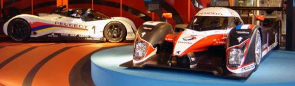 Peugeot se met à l'heure du Mans