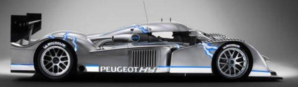 La Peugeot 908 prête pour l'hybride