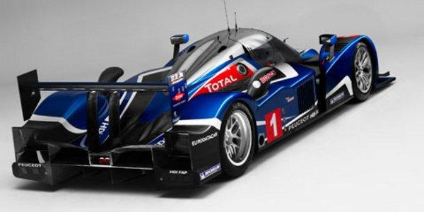 Peugeot aux 24 Heures du Mans sans Loeb