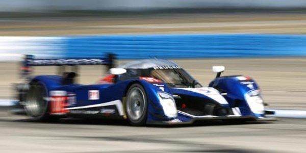 Peugeot à Sebring : Coup double !