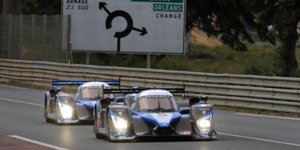 Peugeot arrête l'endurance