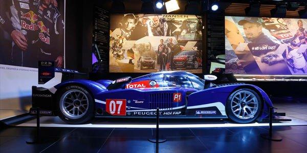Peugeot Avenue accueille Peugeot Sport