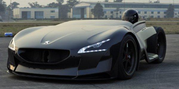 Nouvel exploit pour l'EX1 de Peugeot