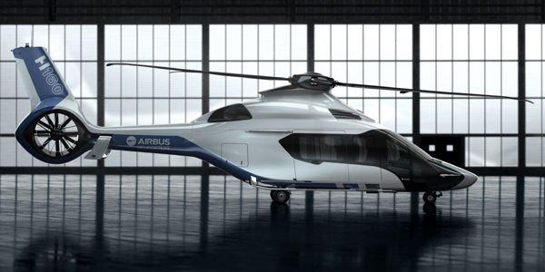 Peugeot Design Lab et Airbus Helicopters créent le H160