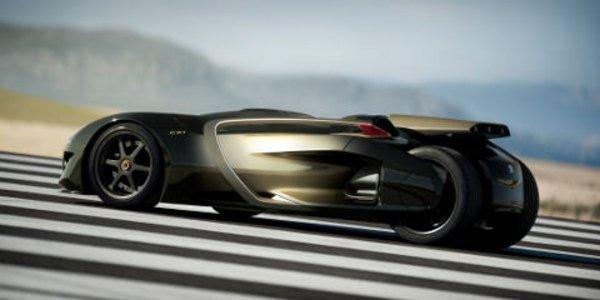 Peugeot EX1 en vidéo