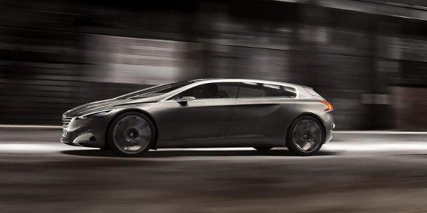 Le concept Peugeot HX1 en vidéos