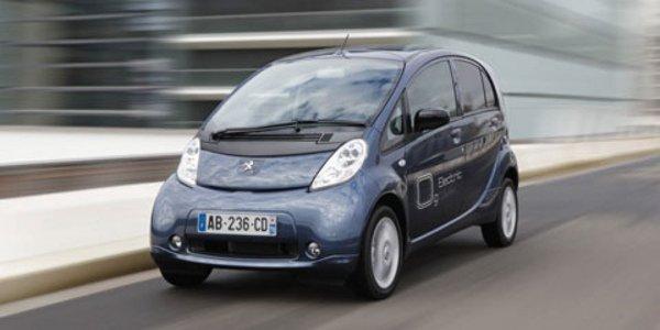 La Peugeot iOn se concrétise
