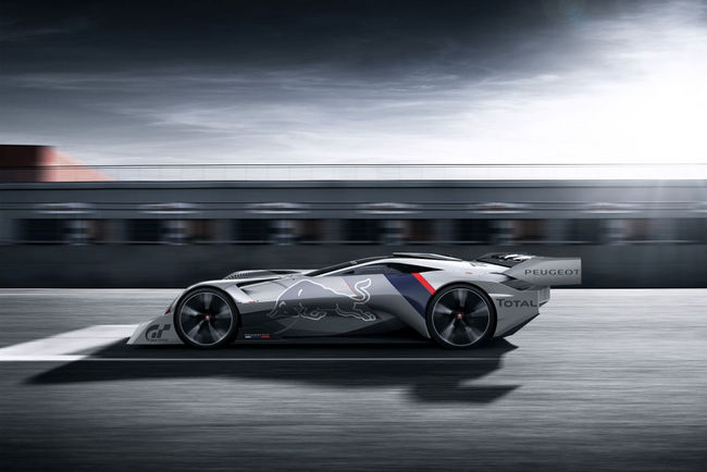 Gran Turismo : Peugeot L750 R HYbrid Vision GT