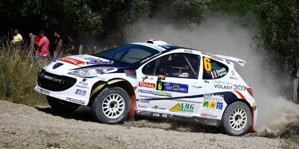 Peugeot lance sa Rally Academy
