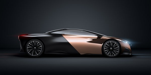 Peugeot Onyx : grand spectacle au Mondial