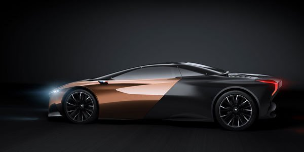 La Peugeot Onyx sera à Goodwood