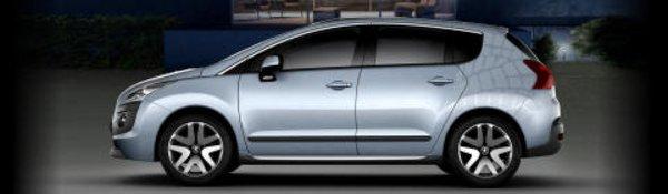 Peugeot Prologue : avant-goût de la 3008