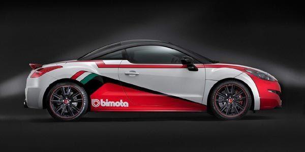 Une édition Bimota pour le Peugeot RCZ R