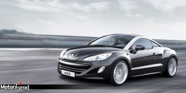 Peugeot RCZ : les tarifs
