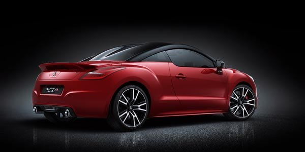 Le Peugeot RCZ-R arrive à Goodwood