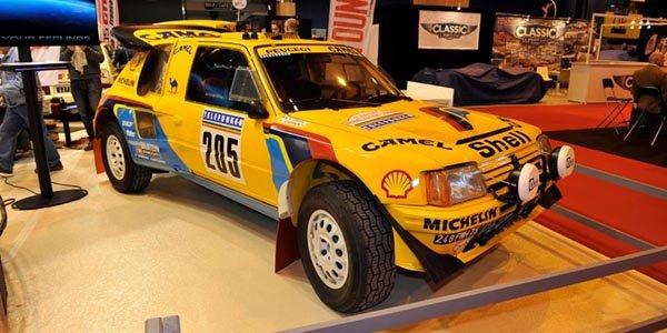 Peugeot de retour sur le Dakar en 2015