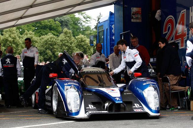 Peugeot de retour en Endurance via la catégorie Hypercar