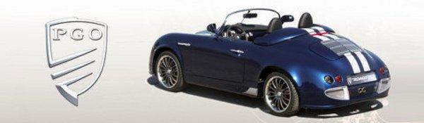 PGO Roadster : la Cévennes se déshabille
