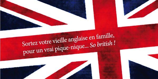 Pique nique anglais à Nice