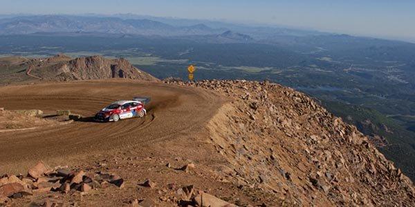 La course de Pikes Peak est reportée