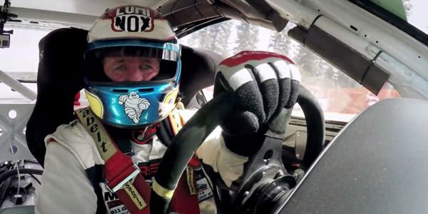 Embarquez en Porsche 911 GT3 à Pikes Peak