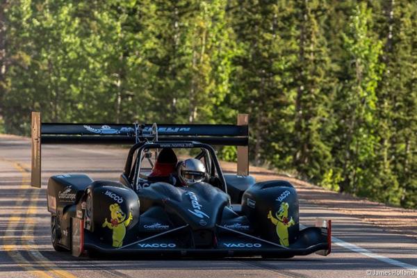 Troisième victoire pour Romain Dumas à Pikes Peak