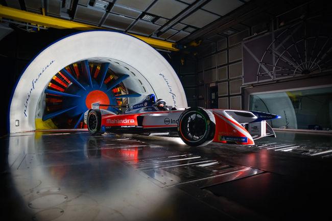 Formula E : Pininfarina dans la course avec Mahindra