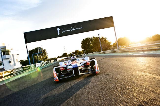 Les clients de Pininfarina vont pouvoir piloter une Formula E