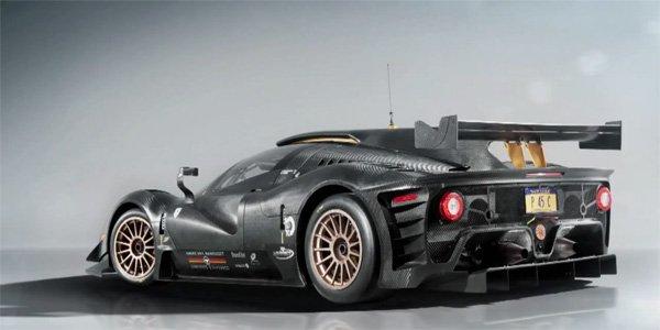 La Ferrari P4/5 Competizione en vidéo