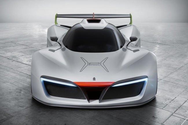 Le concept Pininfarina H2 Speed vers la production ?