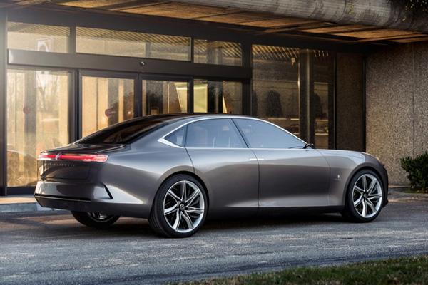 Concept Pininfarina H600 : luxe et électricité