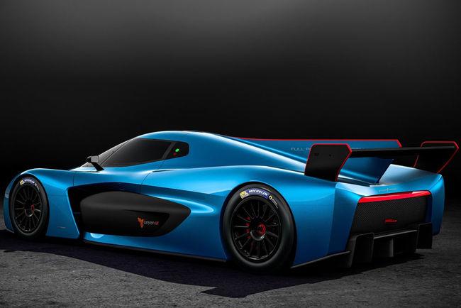 Pininfarina : une Hypercar électrique pour 2020
