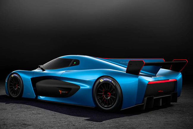 Pininfarina va produire une Hypercar et un SUV électriques