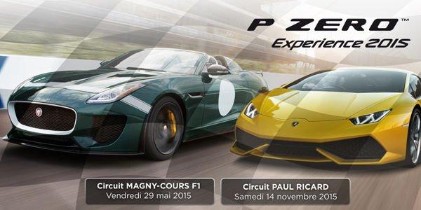 Trois évènements pour Pirelli France en 2015