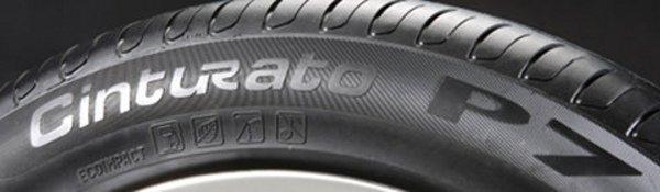 Pirelli Cinturato P7, nouveau pneu vert