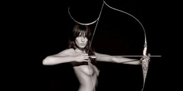 Calendrier Pirelli 2011 par Lagerfeld