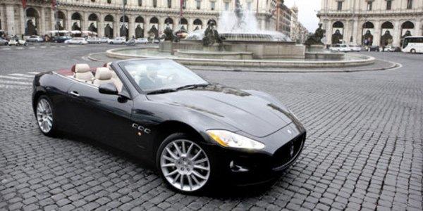 Plan produit Maserati