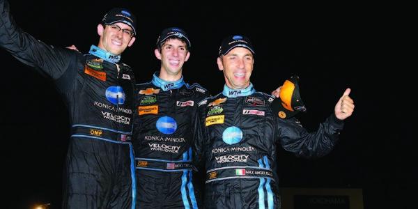Petit Le Mans : Wayne Taylor Racing s'impose