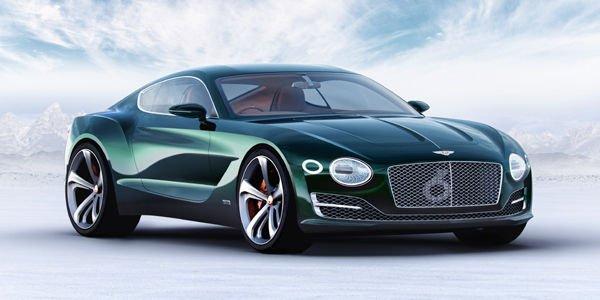 Pluie de récompenses pour Bentley en 2015
