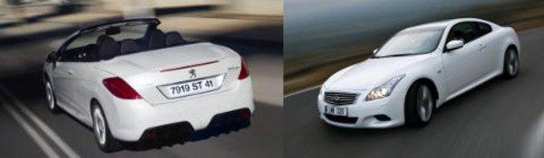 Votez pour la plus belle voiture !