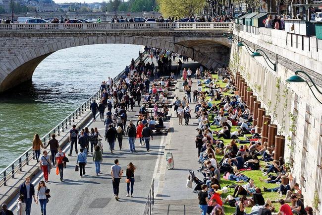 Fermeture des voies sur berges à Paris : la pollution simplement déplacée