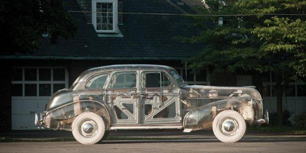 La Pontiac Ghost Car change de main