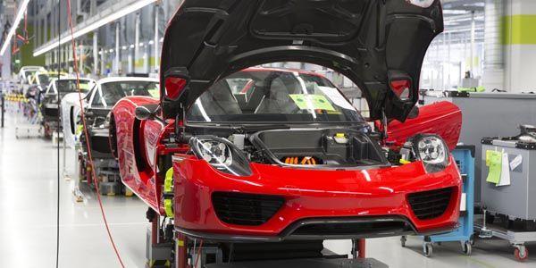 Porsche : les ventes 2014 boostées par le Macan