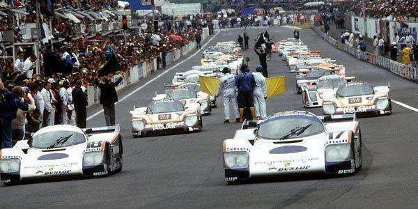 Porsche : un site spécial retour au Mans