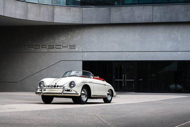 RM Sotheby's : la vente Porsche se précise