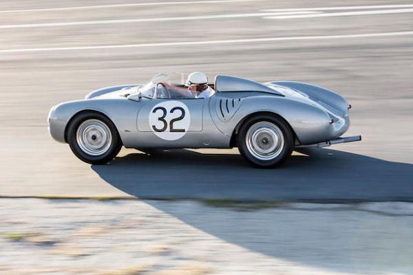 Bonhams : Porsche 550A Spyder 1958