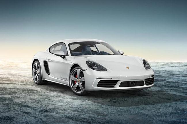 Porsche 718 Cayman par Porsche Exclusive