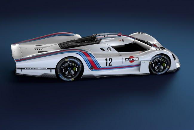 Porsche 908-04 concept : machine de rêve