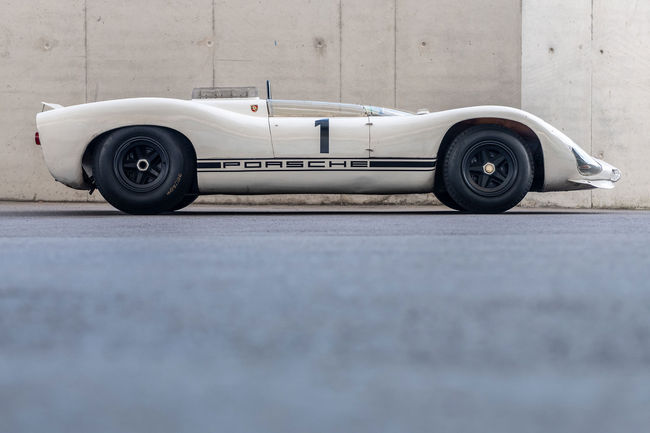 La Porsche 910/8 Bergspyder préservée pour la postérité