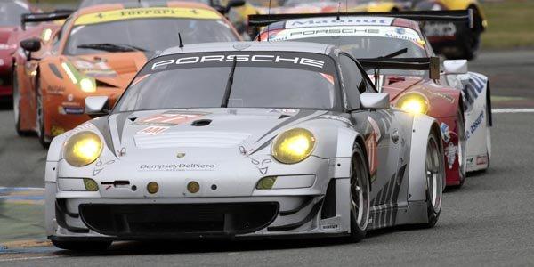 Le Mans : Dempsey Racing au complet